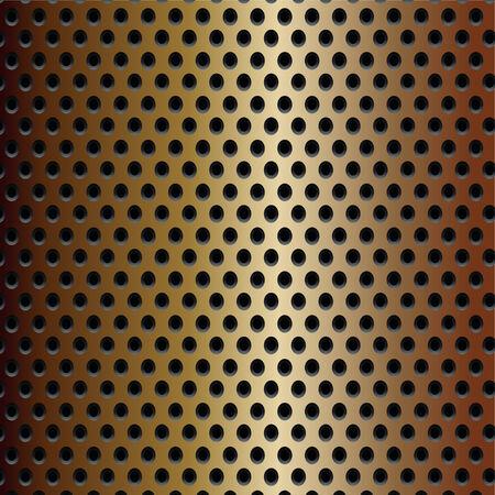 carbon fiber: Bronze real carbon fiber background