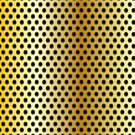 carbon fiber: Gold real carbon fiber background