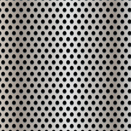 stainless: Stainless Steel real carbon fiber background Illustration