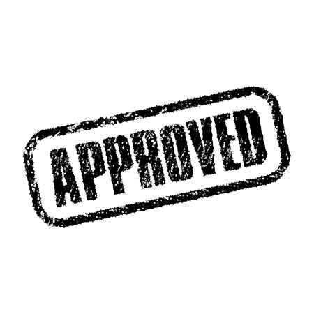 approved: Stamp Approved