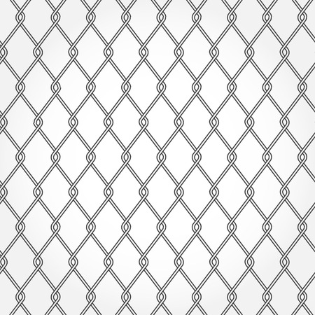 chainlink fence: Wire Fence