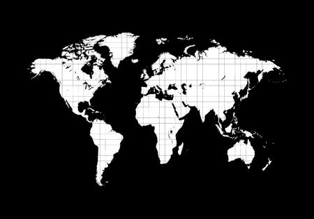 cartina del mondo: Mappa del mondo