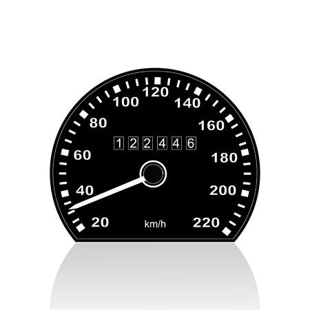 kph: Speedmeter