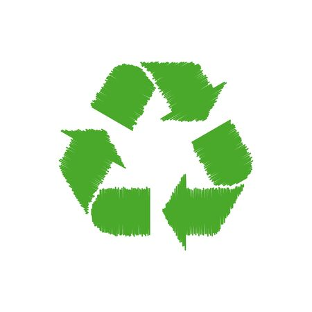 recycle symbol: RECYCLE