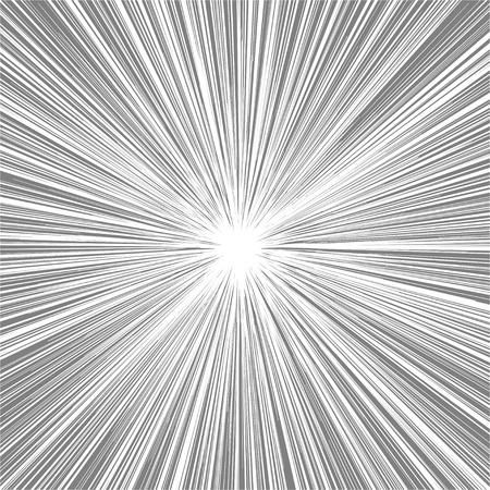 blank bomb: background vector monochrome comic book explosion
