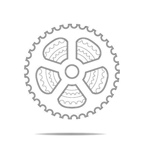 sprocket: Bicicletta Sprocket Simbolo