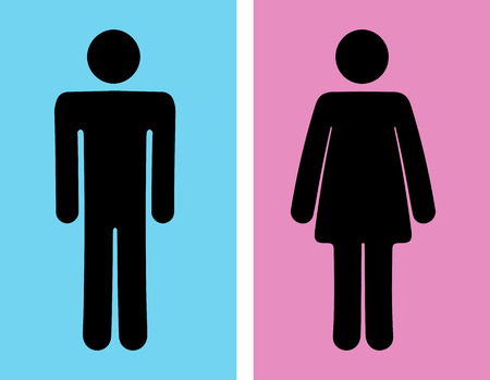 wc: Male and female WC icon
