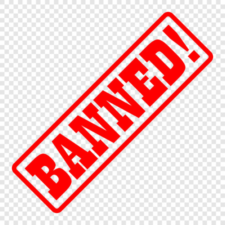 banned: Banned Symbol