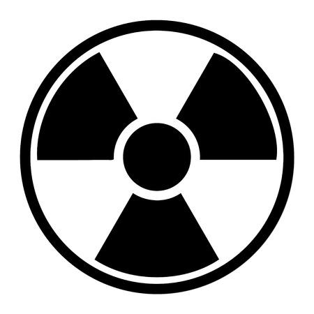 radiation symbol: radiation symbol