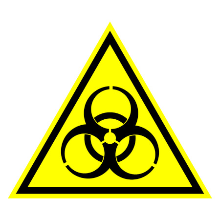 biohazard: The Biohazard Symbols Illustration