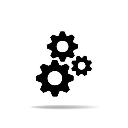 GearS Symbol Vectores