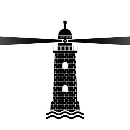 Lighthouse Symbol Royalty Free Cliparts Vectors And Stock