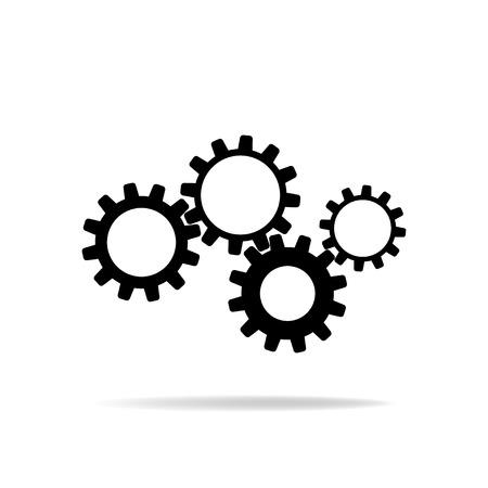 GearSymbol Illustration