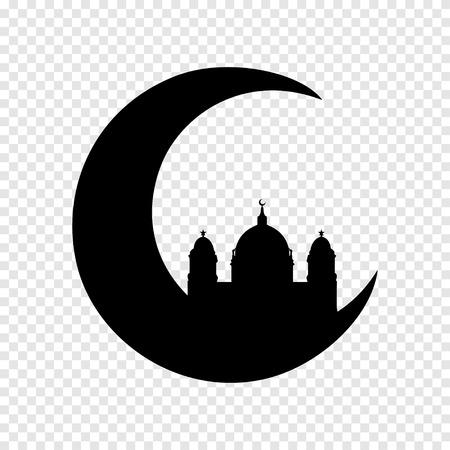 masjid: masjid on the moon