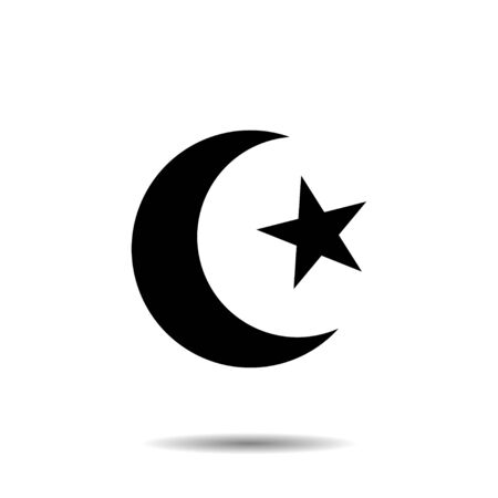 crescent: Star and crescent