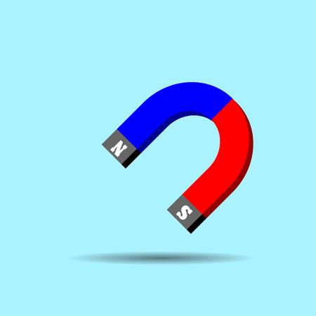 magnetize: Magnet Illustration