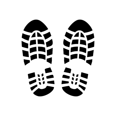 foot print: Pied Imprimer