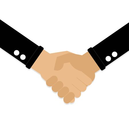 bussiness man: Bussiness Man Hand Shake