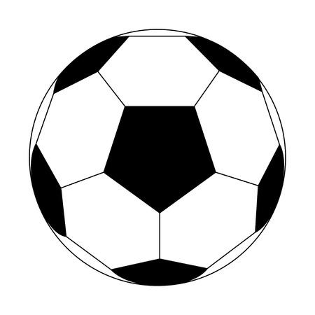 Bola del fútbol Foto de archivo - 41763337