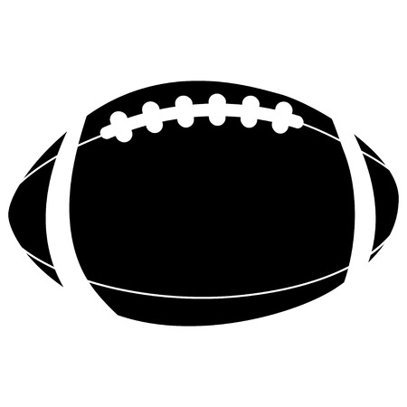 football american: Rugby Ball