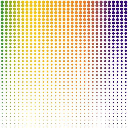 dots background: halftone dots background Illustration