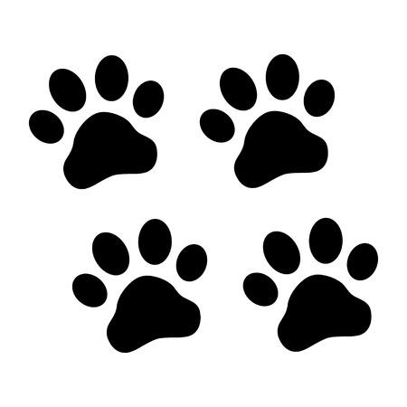 animal tracks: Patas Imprimir