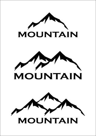 Símbolo Montaña