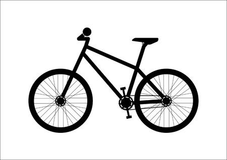 bicicleta vector: BICICLETA
