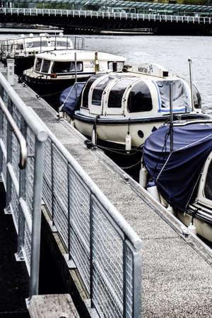 Boat marina Stok Fotoğraf