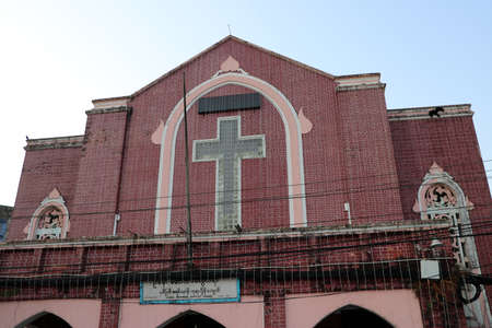 The U Naw Memorial Baptist Church is one of the oldest Christian churches in Yangon, Myanmar. Founded on 1816.