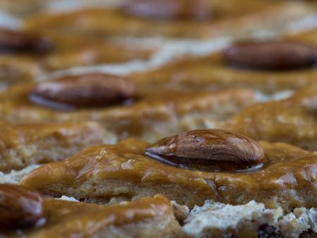 Armenian traditional baklava