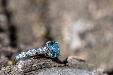 Vintage Smaragdring