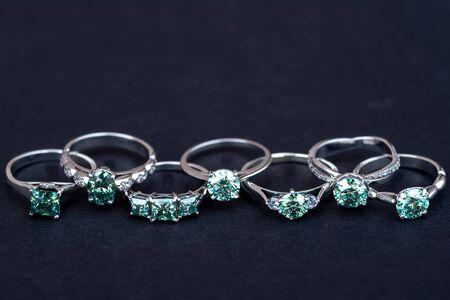Luxury Diamond Engagement Rings