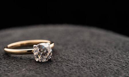 Diamond Ring. Wedding Ring