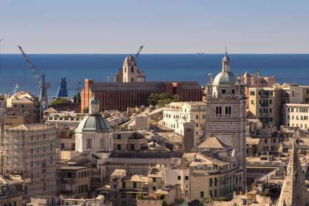 genoa:  Genoa landscape Stock Photo