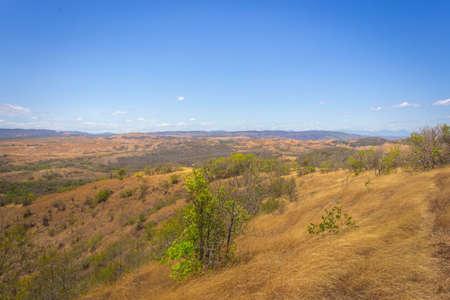 View of Ankarana Special Reserve,  Ankarana, Madagascar