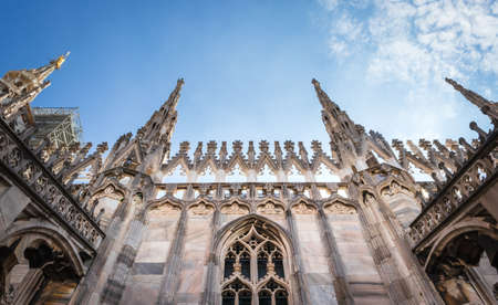 Milan Cathedral (Duomo di Milano), Italy, Europe