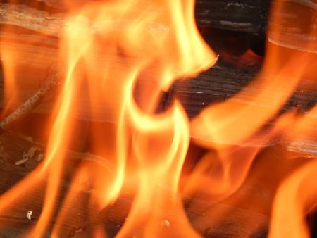 Macro flames