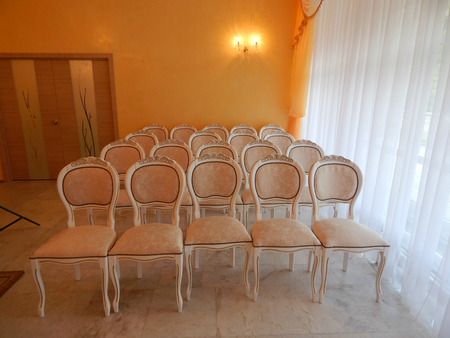 wedding chairs: wedding chairs for guests