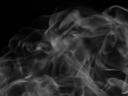 dynamic heat black: texture smoke