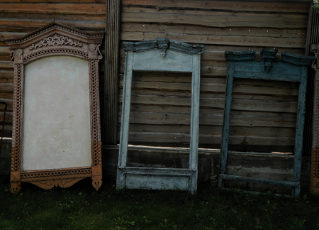18th: Antique frames for large mirrors 18th century