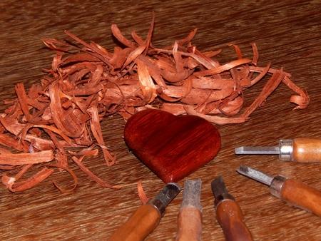 Accessory jewelry for women handmade mahogany