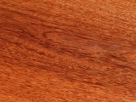 Veneer natural mahogany Sukupira. Material for interior and furniture