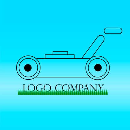 Lawn Mower logo company