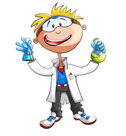 kids glasses: Science Kid