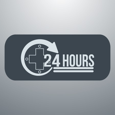 twenty four hours: Twenty four hours service.
