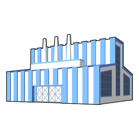 manufactory: Factory icon.