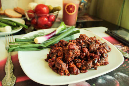 mutton: Baked Mutton