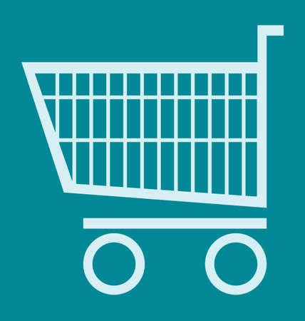 shopping chart: shopping chart Illustration