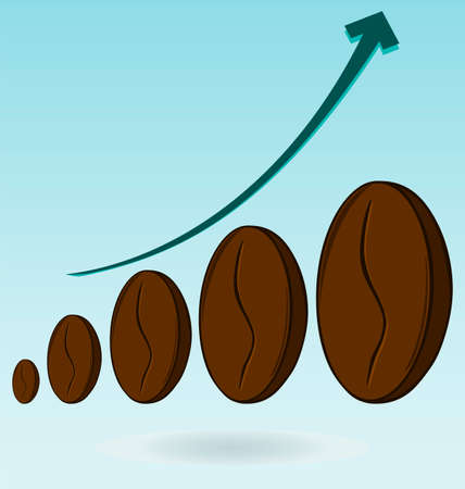 expresso: coffee bean natural, growth chart